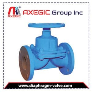 Buy International Quality Material and Affordable Price Manufacturer, Supplier and Exporter of Ductile Iron Diaphragm Valve in Ahmedabad, Gujarat, India