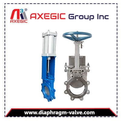 Knife Edge Gate Valve Manufacturer, Supplier and Exporter in Ahmedabad, Gujarat, India