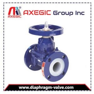 Manufacturer and Supplier of Lined Diaphragm Valve Manufacturer, Supplier and Exporter in Gujarat, India