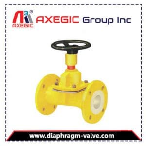 We are leading best quality material of PFA Lined Diaphragm Valve in Gujarat, India